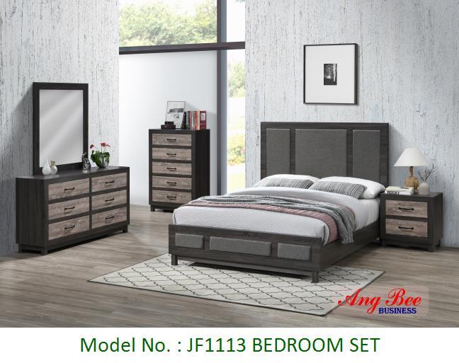 JF1113 BEDROOM SET